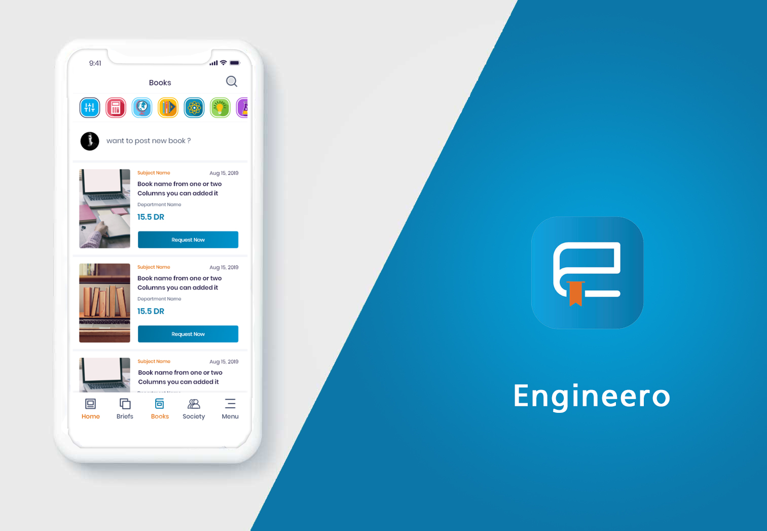 Engineero App